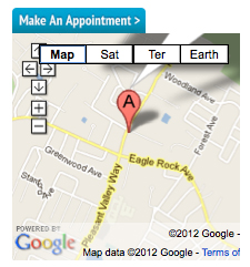 Medical Practice Sample Google Map