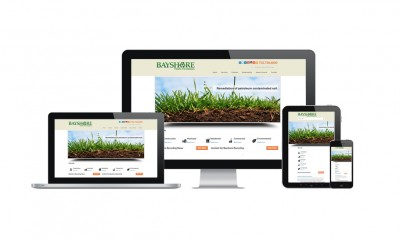 Bayshore Recycling Responsive Website Design