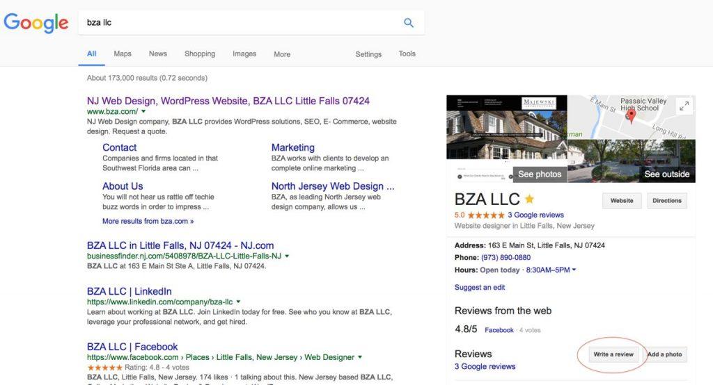 Website Design Archives Nj Web Design Bza