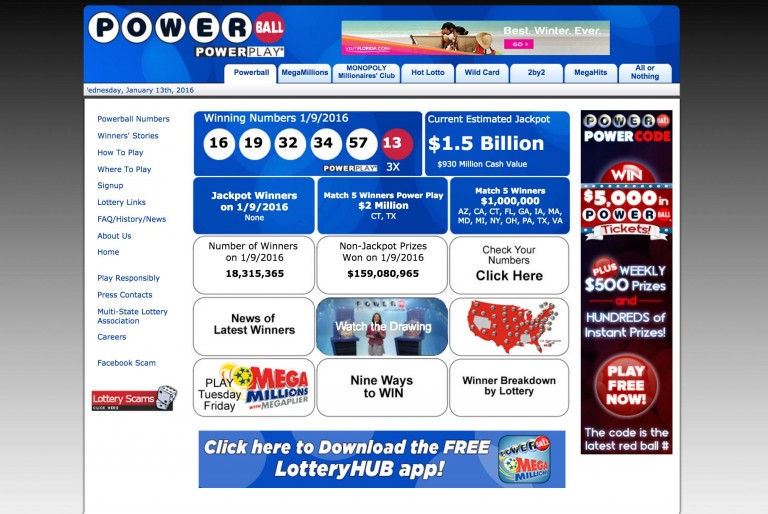 How to Play With a starting jackpot of 40 million a 1 million match5 prize and great overall odds Powerball is packed with player extras Plus you can boost