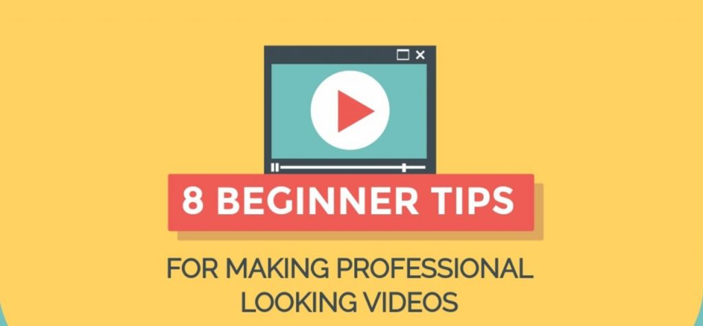 Web site video tips